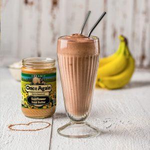 chocolate vegan shake