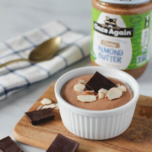 high protein mousse