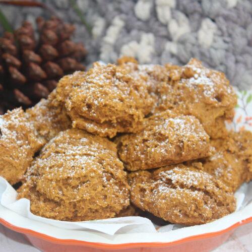 Pumpkin Spice Muffin Tops