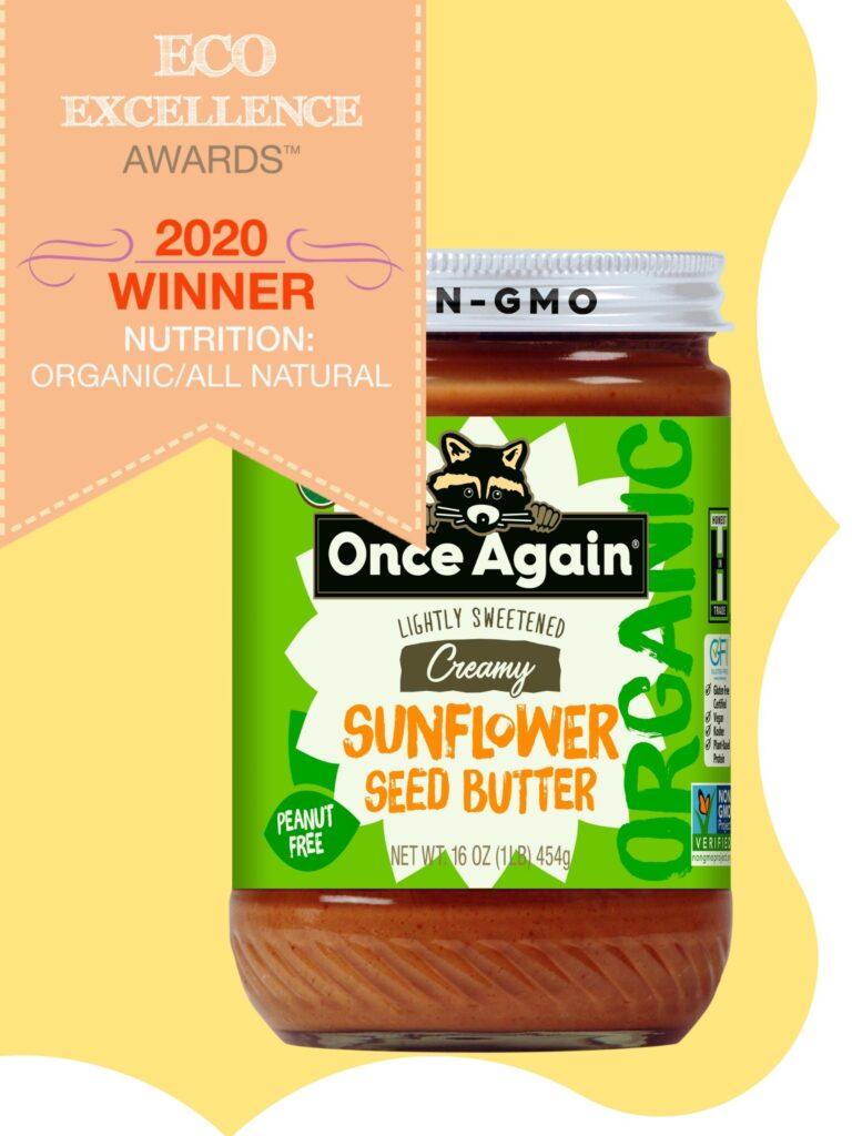 Sunflower Seed Butter Award